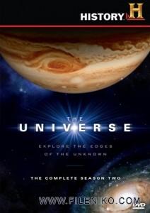 دانلود مجموعه مستند جهان هستی  The Universe  بخش دوم مالتی مدیا مجموعه تلویزیونی مستند