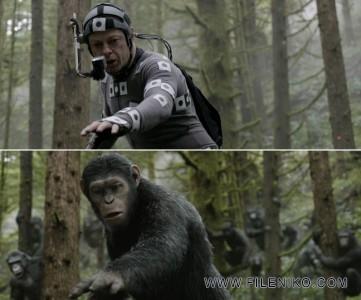 دانلود فیلم سینمایی Dawn of the Planet of the Apes 2014 دوبله فارسی کیفیت سه بعدی اکشن درام فیلم سینمایی ماجرایی مالتی مدیا مطالب ویژه