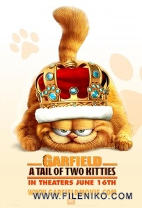 دانلود انیمیشن Garfield2:A Tail of Two Kitties گارفیلد2 دوبله فارسی انیمیشن مالتی مدیا