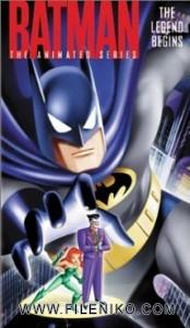 دانلود انیمیشن سریالی بتمن Batman The Animated Series فصل سوم زبان اصلی انیمیشن مالتی مدیا مجموعه تلویزیونی