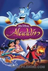 دانلود انیمیشن علاءالدین – Aladdin دوبله فارسی دو زبانه انیمیشن مالتی مدیا