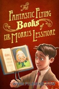 دانلود انیمیشن کوتاه کتاب های پرنده آقای موریس لسمور – The Fantastic Flying Books of Mr. Morris Lessmore برنده ی اسکار 2012 انیمیشن مالتی مدیا
