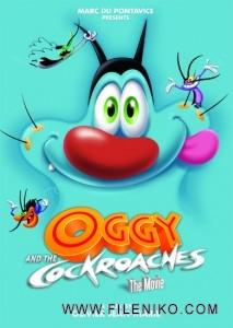 دانلود انیمیشن Oggy And The Cockroaches زبان اصلی انیمیشن مالتی مدیا