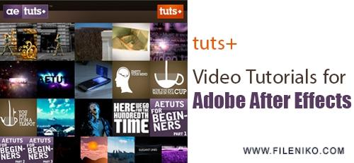 دانلود Tuts+ Video Tutorials for Adobe After Effects Vol 1-11 آرشیو کامل آموزش های افترافکت