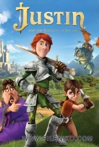 دانلود انیمیشن Justin and the Knights of Valour جاستین و شوالیههای دلیر دوبله فارسی دوزبانه انیمیشن مالتی مدیا