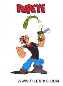 دانلود کارتون ملوان زبل Popeye the Sailor به صورت کامل انیمیشن مالتی مدیا مجموعه تلویزیونی