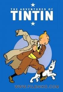 دانلود انیمیشن سریالی دوبله فارسی ماجراهای تن تن فصل دوم The Adventures of Tintin انیمیشن مالتی مدیا مجموعه تلویزیونی