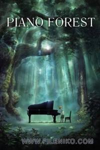 دانلود انیمیشن Piano Forest جنگل پیانو دوبله فارسی دوزبانه انیمیشن مالتی مدیا
