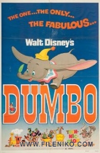 دانلود انیمیشن خاطره انگیز دامبو: فیل پرنده – Dumbo دوبله فارسی دو زبانه انیمیشن مالتی مدیا