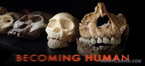 دانلود مستند Nova: Becoming Human 2009 انسان شدن با زیرنویس فارسی