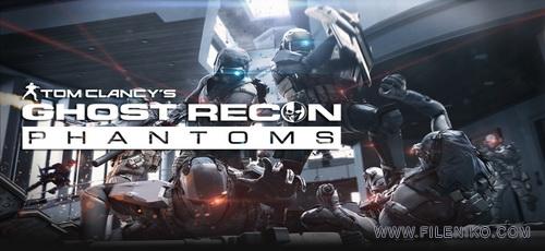 دانلود بازی Ghost Recon Phantoms برای PC بکاپ استیم