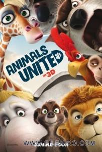 دانلود انیمیشن زیبای اتحاد حیوانات Animals United با زیرنویس فارسی انیمیشن مالتی مدیا
