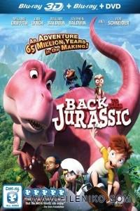 دانلود انیمیشن زیبای Back To The Jurassic – بازگشت به عهد ژوراسیک  زبان اصلی انیمیشن مالتی مدیا