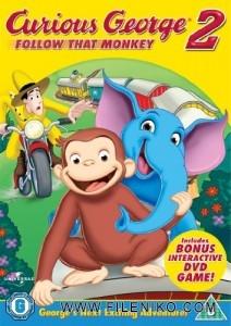 دانلود انیمیشن جورج کنجکاو ۲: به دنبال میمون – Curious George 2: Follow That Monkey زبان اصلی انیمیشن مالتی مدیا