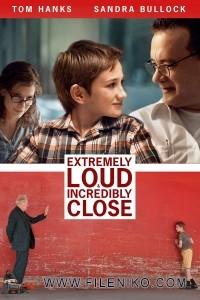 دانلود فیلم سینمایی Extremely Loud & Incredibly Close 2011  دوبله فارسی درام فیلم سینمایی ماجرایی مالتی مدیا معمایی