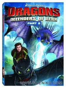 دانلود انیمیشن سریالی زیبای اژدها سواران برک Dragons: Riders of Berk فصل دوم انیمیشن مالتی مدیا مجموعه تلویزیونی