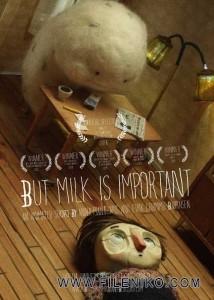 دانلود انیمیشن کوتاه اما شیر مهم است – But Milk Is Important انیمیشن مالتی مدیا
