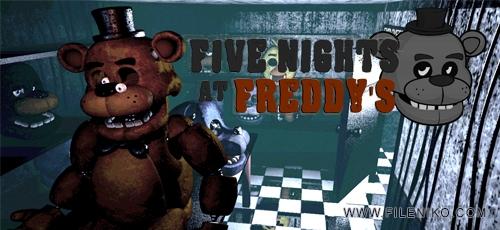 دانلود مجموعه بازی Five Nights at Freddy's برای PC