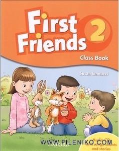 دانلود مجموعه آموزش زبان انگلیسی کودکان First Friends سطح 2 آموزش زبان مالتی مدیا