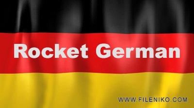 دانلود آموزش زبان آلمانی Rocket German آموزش زبان مالتی مدیا