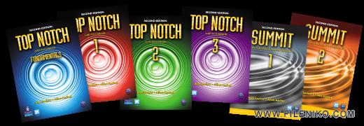 دانلود مجموعه Top Notch English Course دوره ی Summit 2 آموزش زبان مالتی مدیا