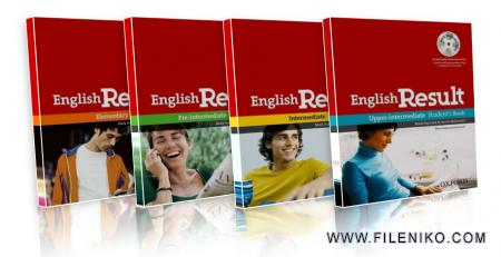 دانلود مجموعه آموزش زبان انگلیسی English Result سطح Upper-Intermediate آموزش زبان مالتی مدیا
