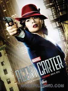 دانلود سریال Agent Carter فصل اول با زیرنویس فارسی مالتی مدیا مجموعه تلویزیونی مطالب ویژه