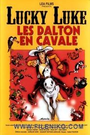 دانلود انیمیشن Lucky Luke: The Daltons on the Run دوبله فارسی دو زبانه انیمیشن مالتی مدیا