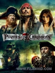 دانلود فیلم سینمایی Pirates of the Caribbean: On Stranger Tides اکشن فانتزی فیلم سینمایی ماجرایی مالتی مدیا