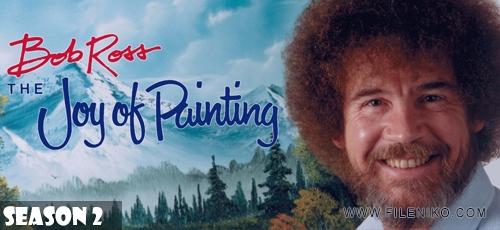 دانلود The Joy of Painting مجموعه فیلم های لذت نقاشی با باب راس – فصل دوم