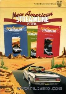 دانلود مجموعه آموزش مکالمات روزمره زبان انگلیسی امریکن استریم لاین New American Streamline آموزش زبان مالتی مدیا