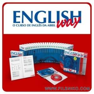 دانلود مجموعه ویدویی آموزش زبان English Way آموزش زبان مالتی مدیا