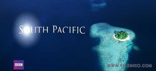 دانلود سریال مستند South Pacific اقیانوس آرام جنوبی با دوبله فارسی
