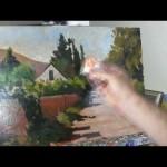 دانلود فیلم آموزش نقاشی از آکریلیک تا روغنی با استفاده از ۵ روش ساده آموزش نقاشی آموزشی مالتی مدیا