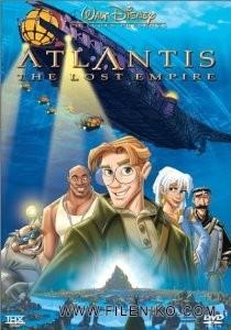 دانلود انیمیشن آتلانتیس: امپراطوری گمشده –  Atlantis: The Lost Empire دوبله دو زبانه انیمیشن مالتی مدیا