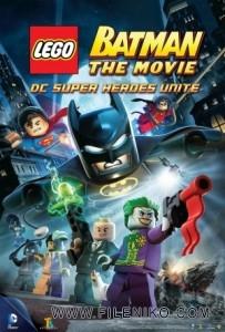 انیمیشن لگو بتمن: اتحاد ابر قهرمانان دیسی – LEGO Batman: The Movie – DC Super Heroes Unite انیمیشن مالتی مدیا