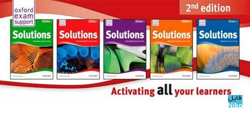 دانلود Solutions 2nd مجموعه آموزشی زبان انگلیسی Solutions  ویرایش دوم