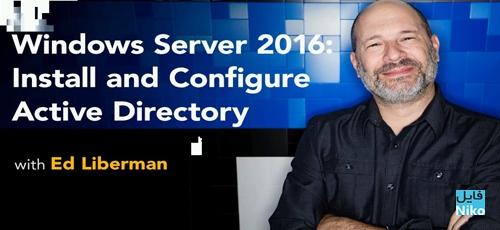 دانلود Lynda Windows Server 2016 Tutorial Series فیلم آموزشی ویندوز سرور 2016