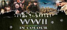 جنگ جهانی دوم به صورت رنگی
