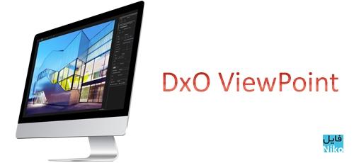 DxO ViewPoint