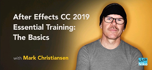 دانلود Lynda After Effects CC 2019 Essential Training آموزش افترافکت سی سی 2019