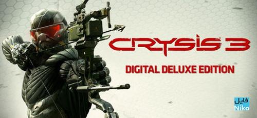 دانلود بازی Crysis 3 Digital Deluxe Edition برای PC