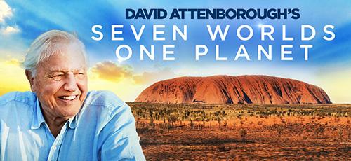 دانلود مستند Seven Worlds One Planet 2019 هفت جهان یک سیاره با دوبله فارسی
