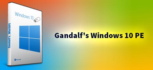 Gandalf Windows 10 PE