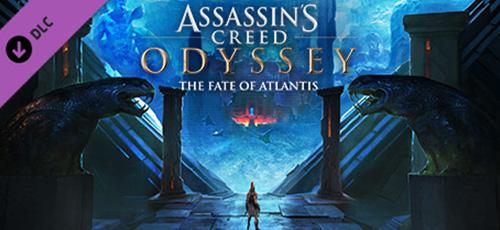 دانلود بازی Assassins Creed Odyssey The Fate of Atlantis برای PC
