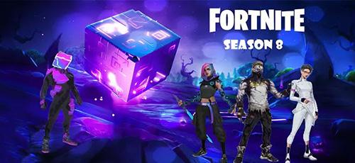 دانلود بازی آنلاین Fortnite v18.00 – Season 8 Chapter 2 برای PC