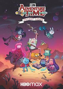 دانلود انیمیشن Adventure Time: Distant Lands 2020 انیمیشن مالتی مدیا مجموعه تلویزیونی مطالب ویژه